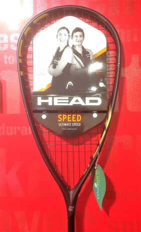 Head Speed 120g Slim Body - as used by Paul Coll