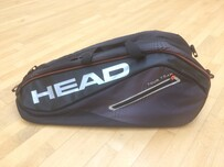 Head Squash Bag Tour Team 3 zip